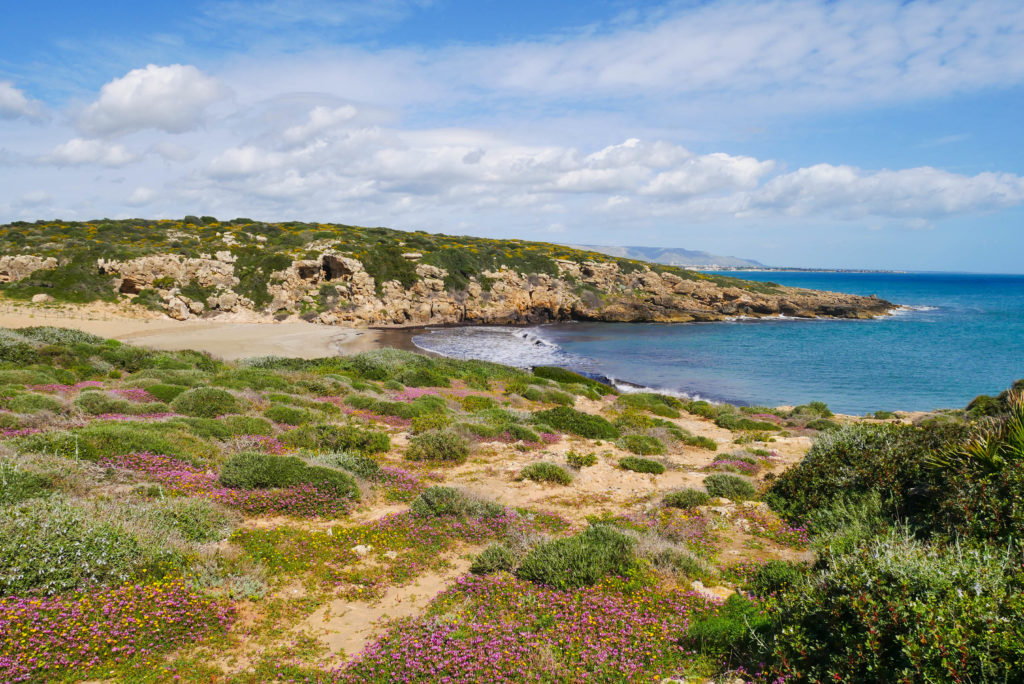 Naturreservat Sizilien