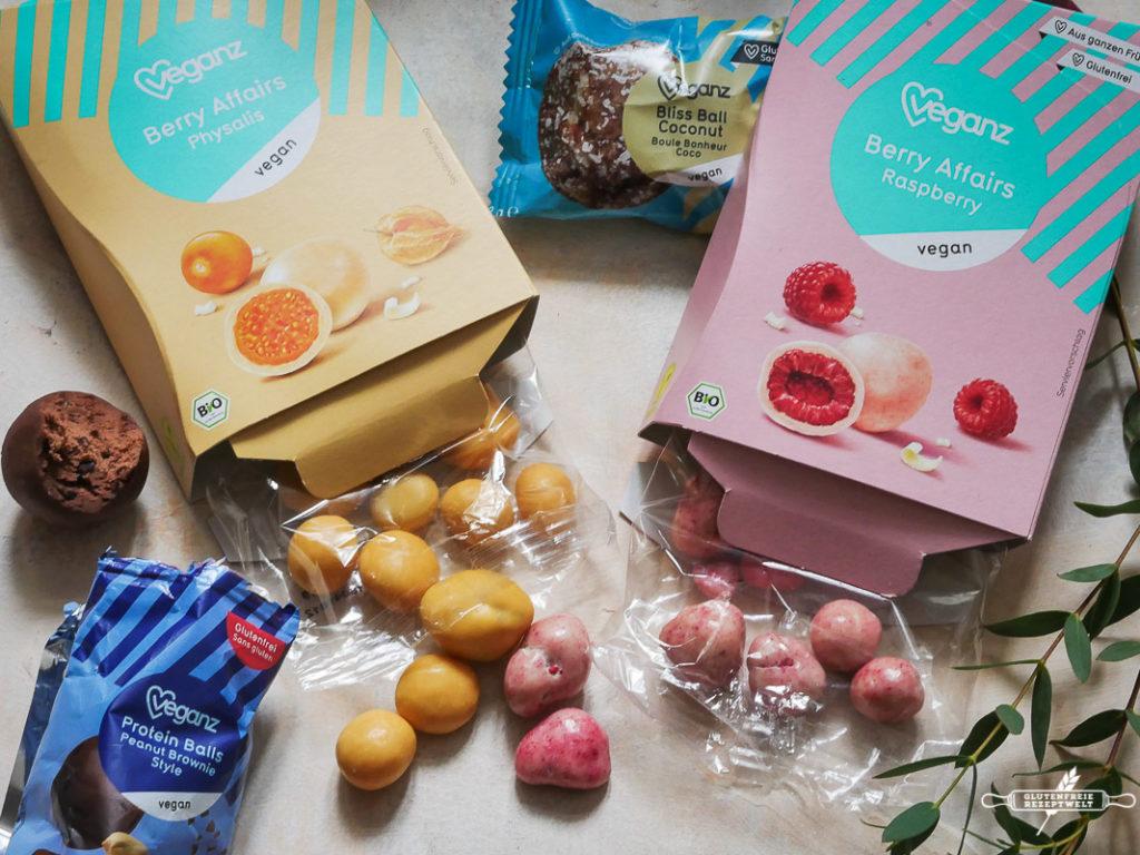 Veganz- Gewinnspiel: glutenfreier Goji Vanille Porridge