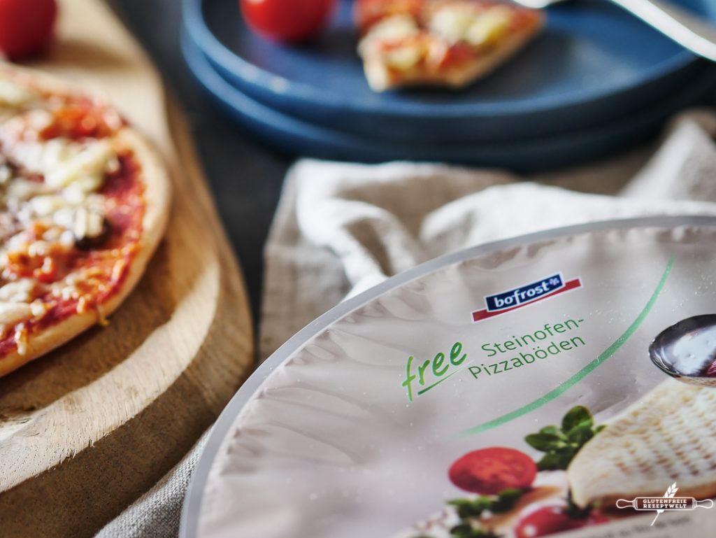 Bofrost Pizza glutenfrei