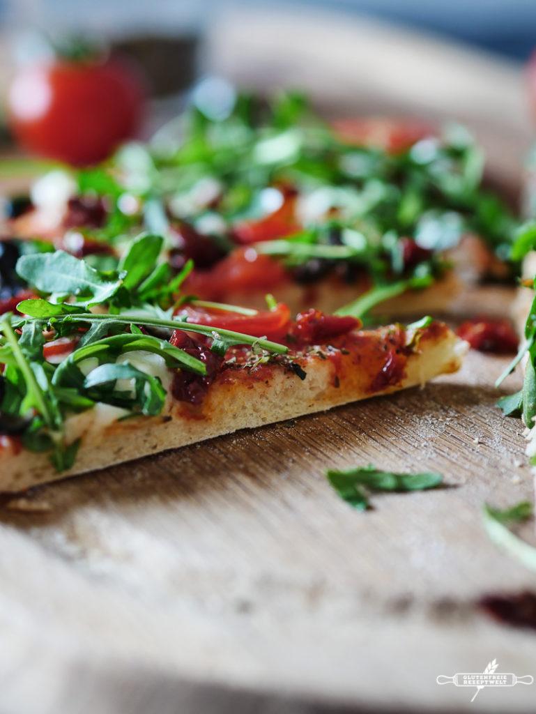 Bofrost Pizza glutenfrei-59
