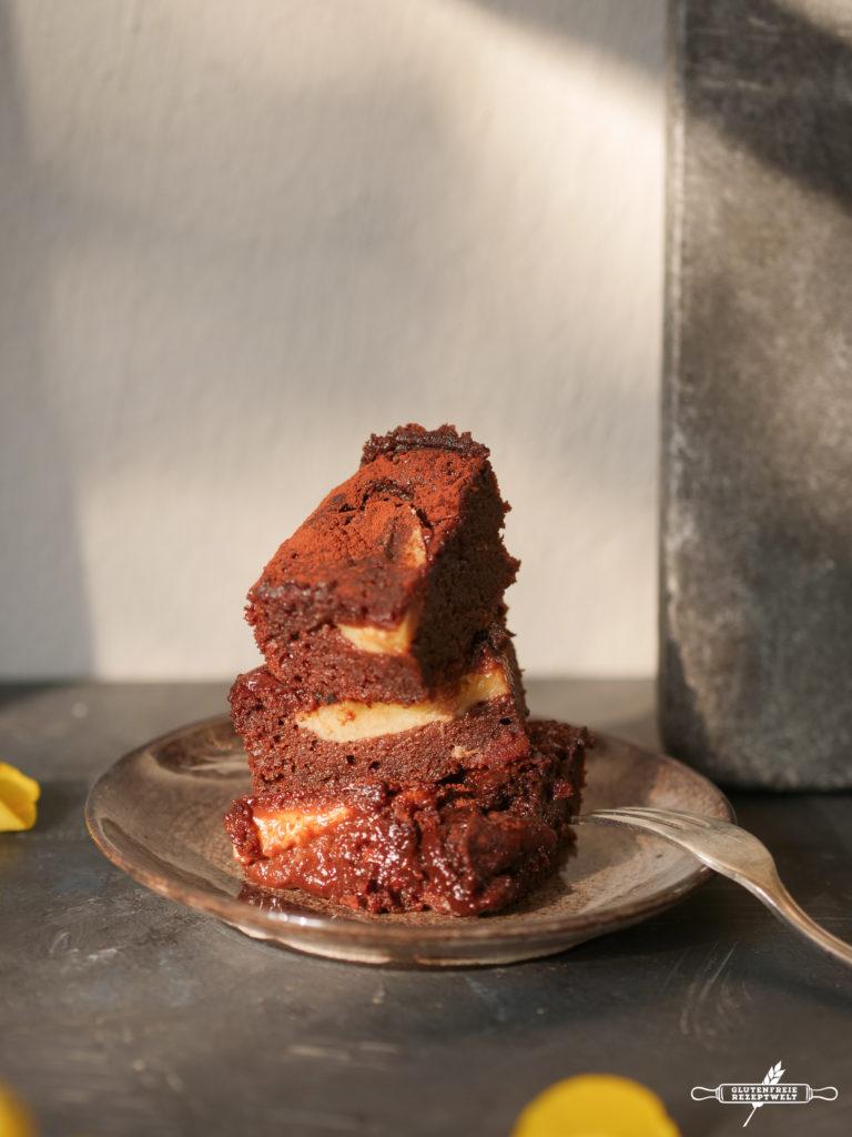 Schokoladen brownies PAleo
